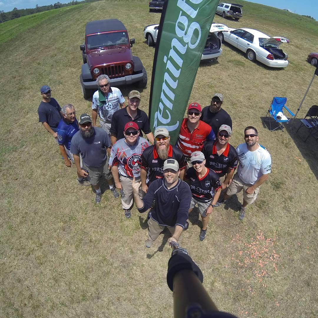 When your crew rolls 12 deep remington versamax Challenge shotgunhellip