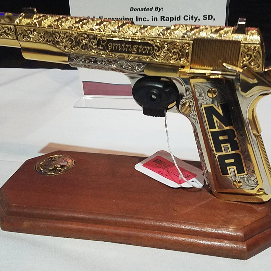 Check it NRAam2017 frickingbling igmilitia shooting weaponsdaily sickguns merica dailybadasshellip